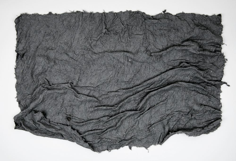 Dominique Edwards. Tide. Tumble dryer pulp. 2015