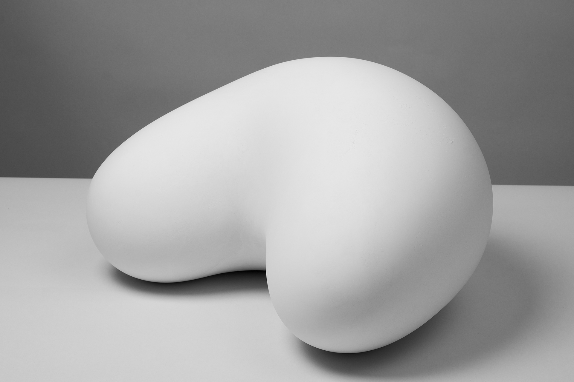 Dominique Edwards, Overlap, Plaster of Paris, 2019